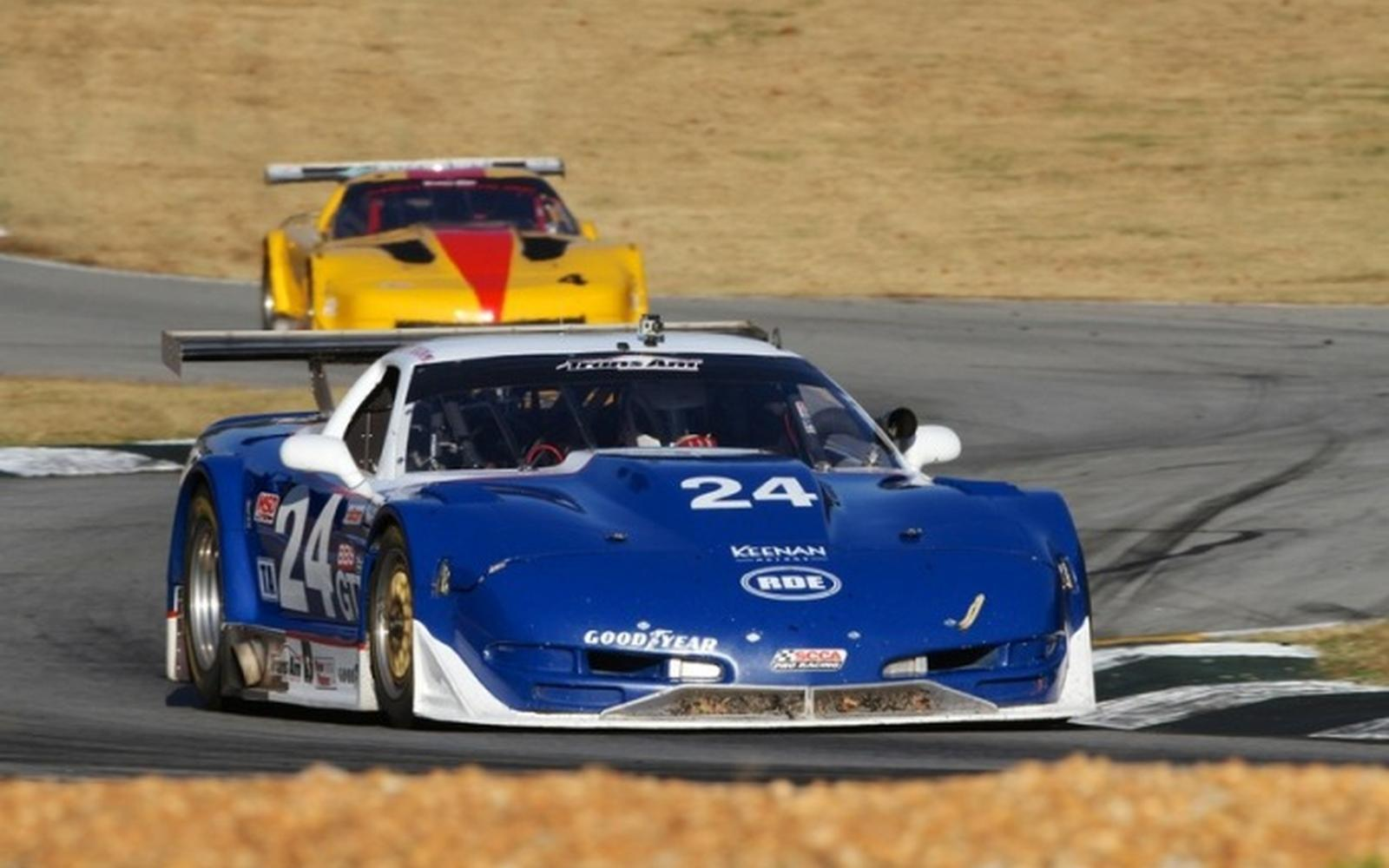 Dittman and Peruto commit two car team to 2013 Trans Am Series