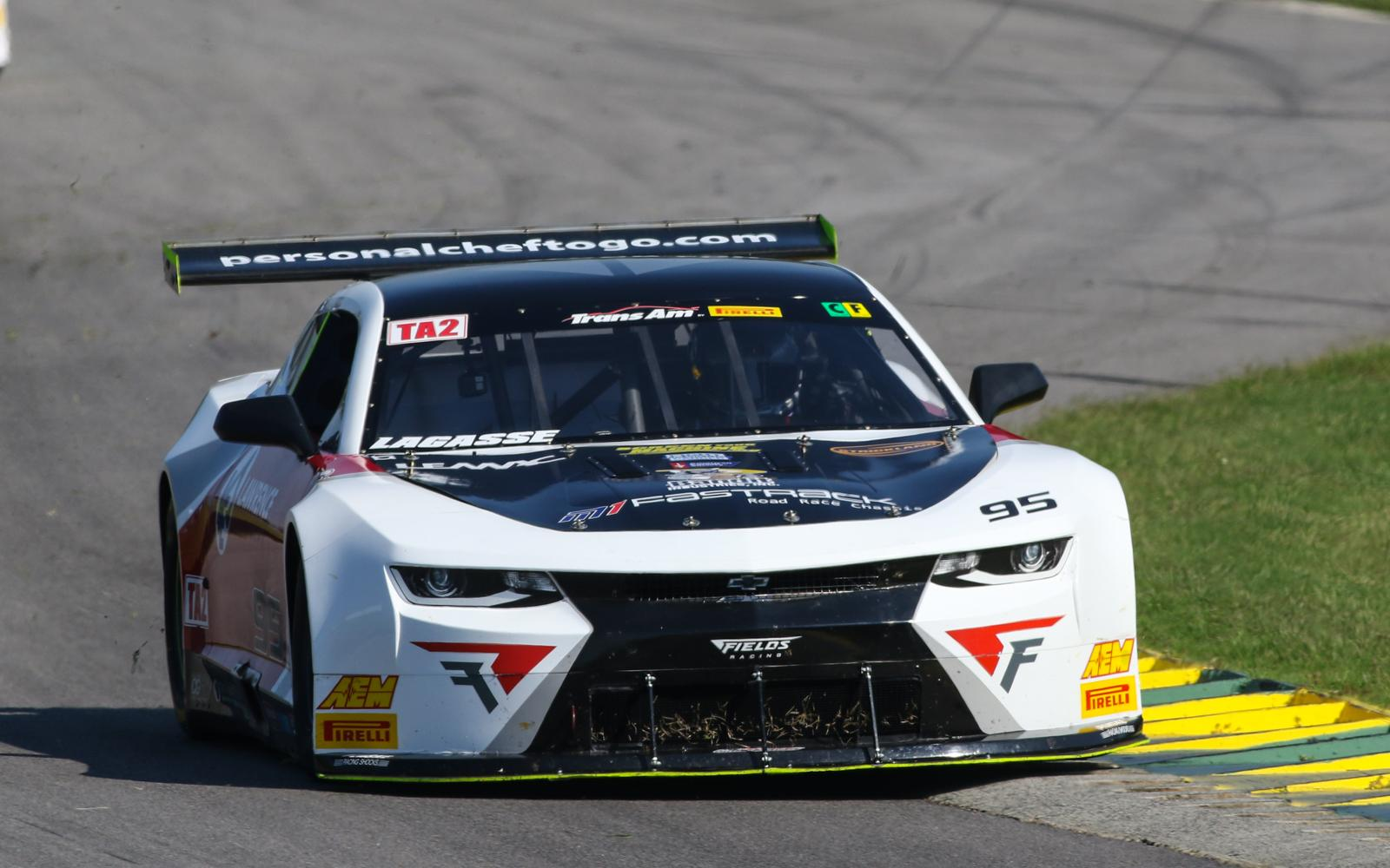 Lagasse Jr. Captures First Trans Am Series Victory