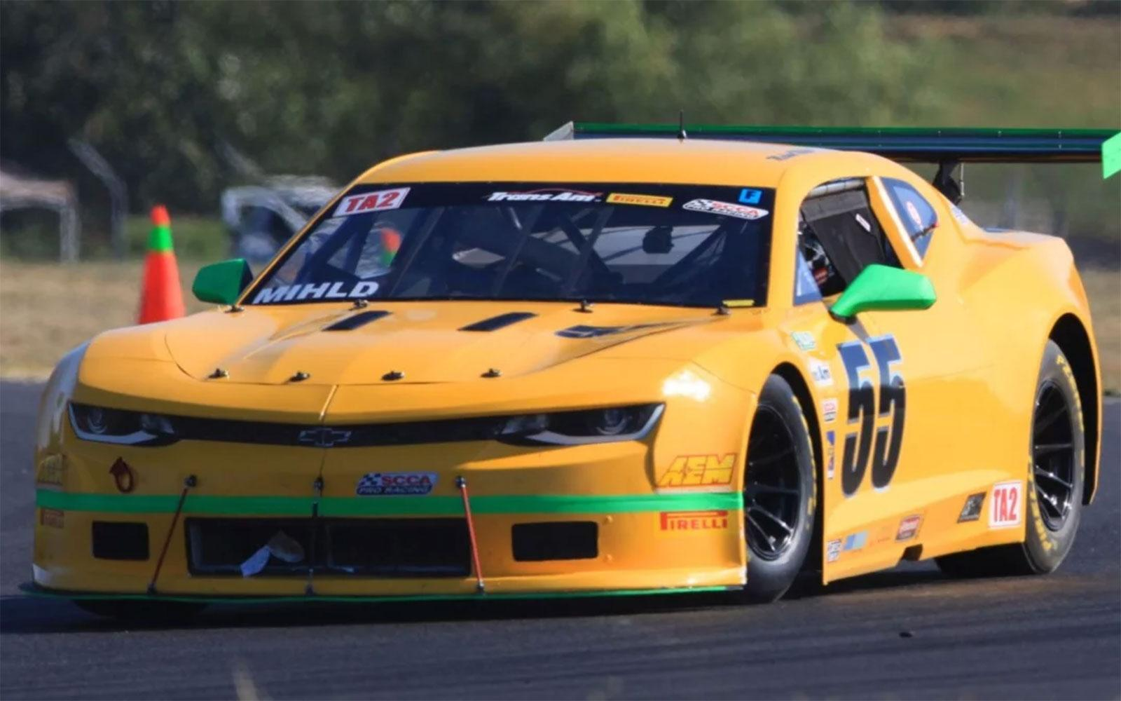 Michael Mihld Talks Trans-Am 2 with Turnology