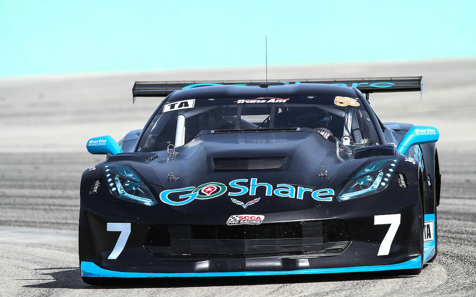 Competitive Drive at Homestead-Miami for Burtin Racing