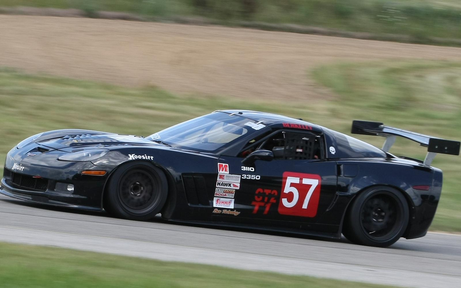 Jason Berkeley and BMG Management Racing Enter Trans Am TA3 for 2014 with High Expectations