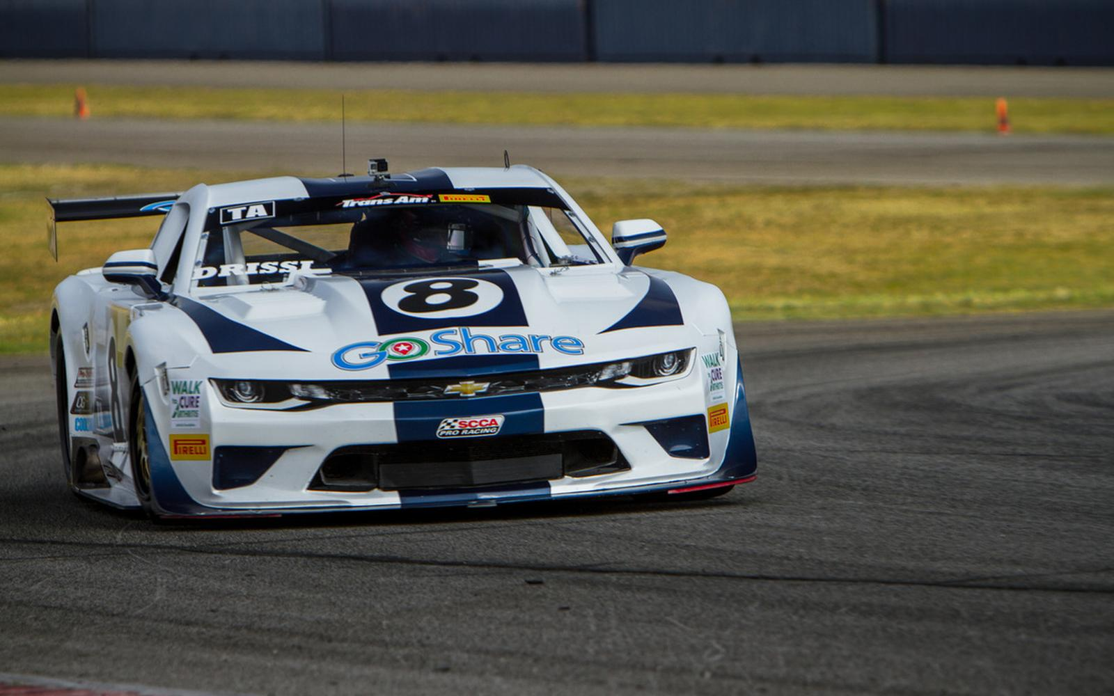 Burtin Racing Goes West for Sonoma Trans Am with Drissi Ready for Round 2