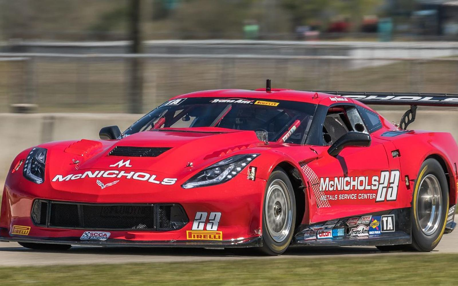 Ruman Places 5th in Trans Am Season Opener at Sebring