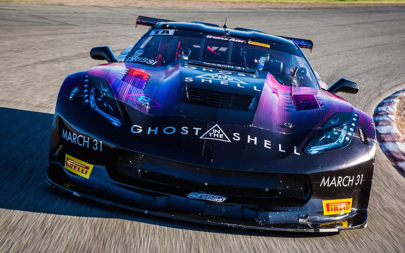 Tomy Drissi Dominates Inaugural 2017 Trans Am West Championship