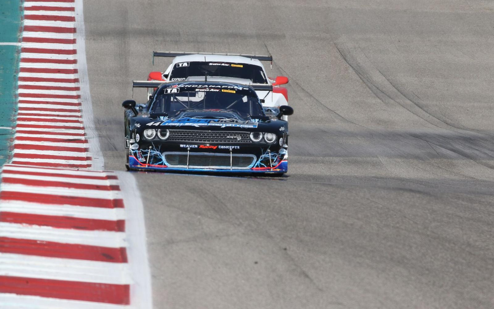 Andretti Takes Maiden Trans Am Victory at CoTA
