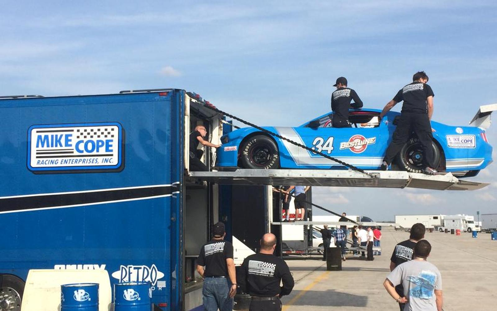 Mike Cope Racing Enterprises heads to Sebring with four-car team