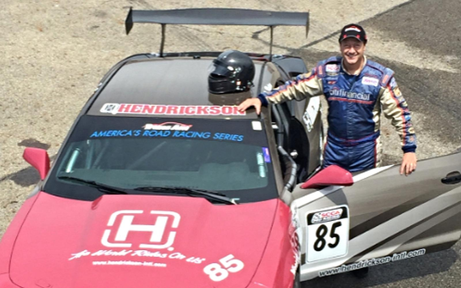 Baten and Hendrickson Team Up for Trans Am Debut at Mid-Ohio