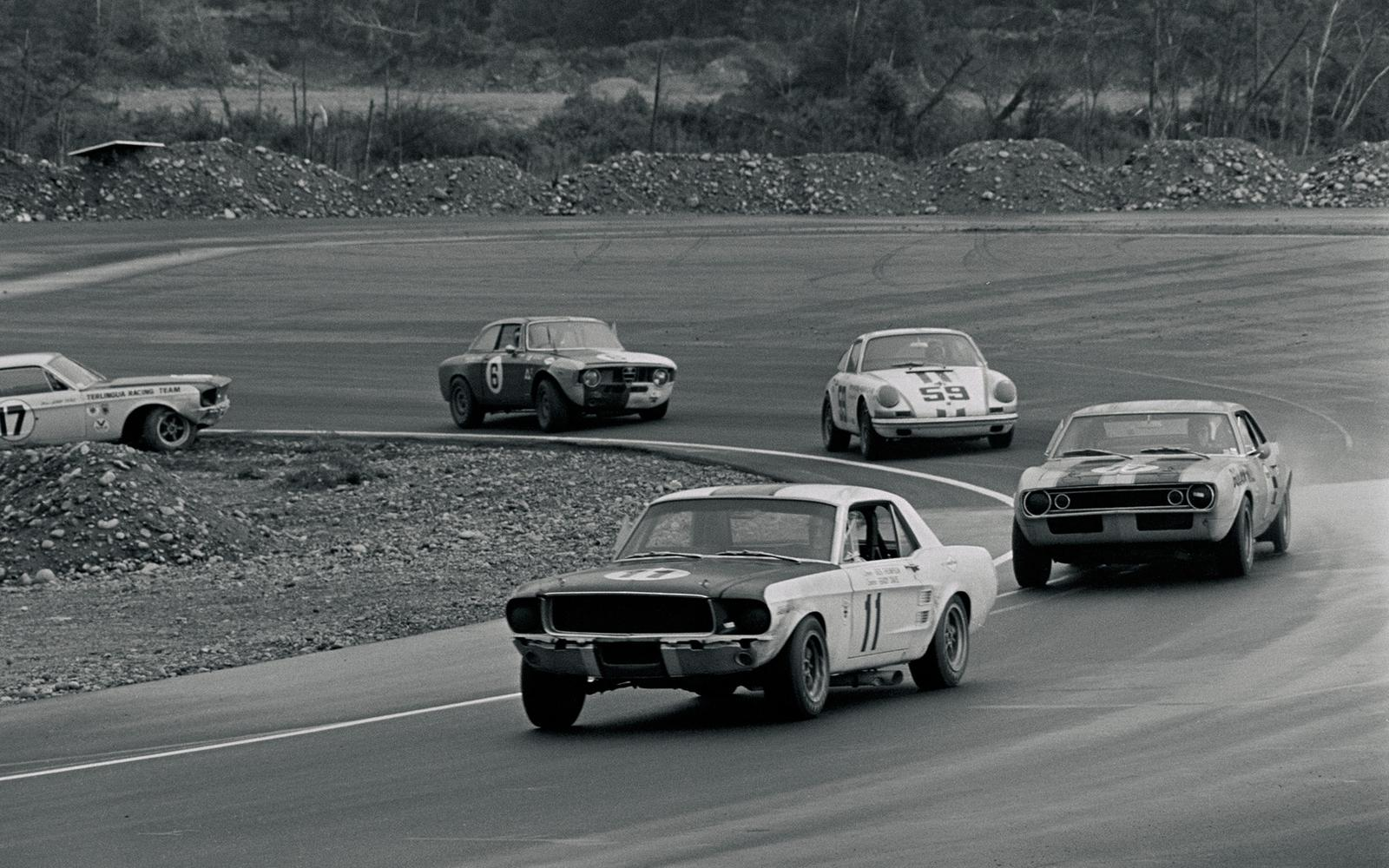 On this Day in Trans Am History: August 6, 1967