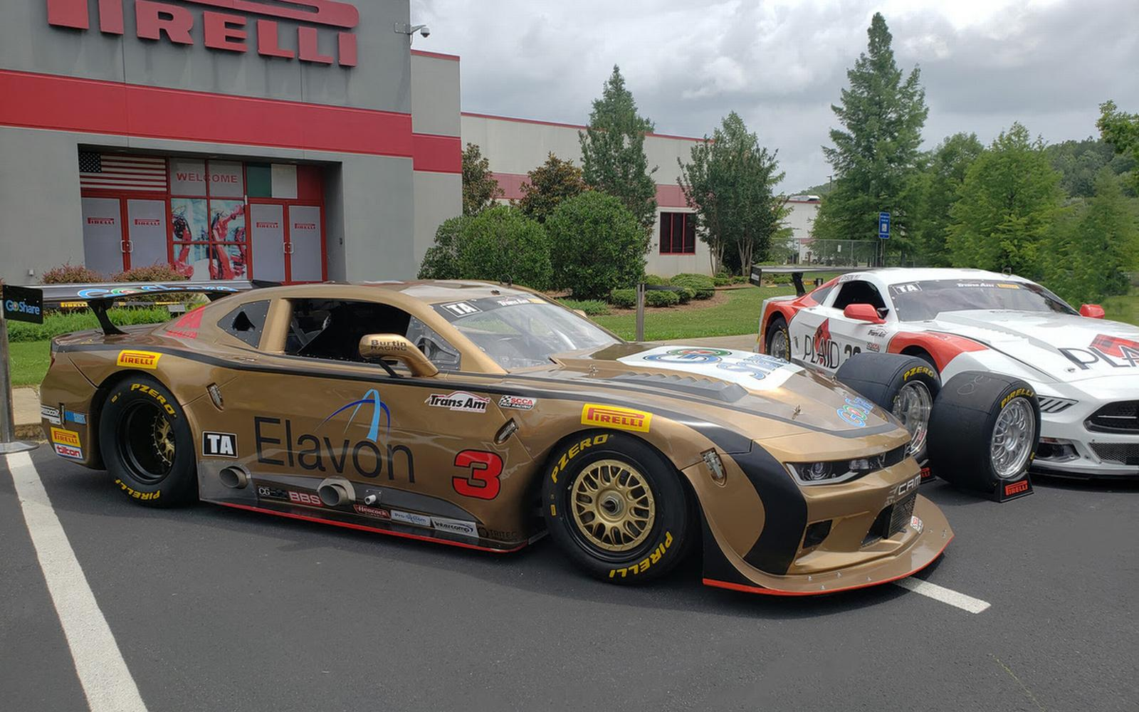 Burtin Racing Takes Center Stage as Pirelli Deal Gives Trans Am Major Boost