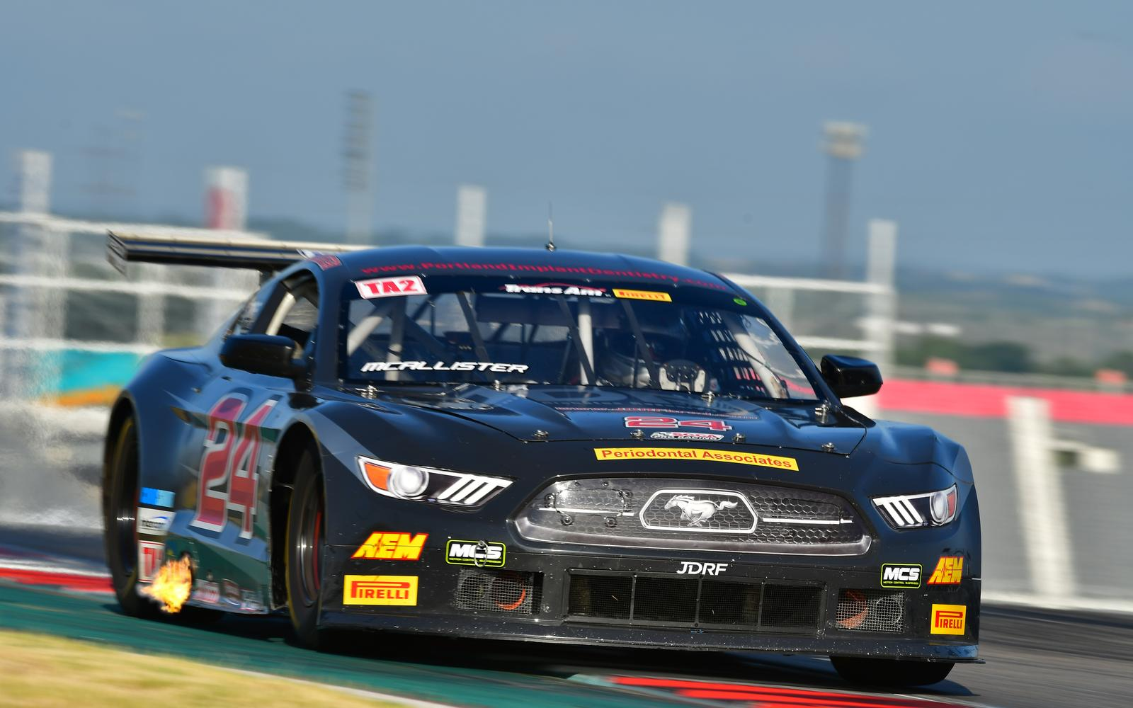 McAllister Clinches TA2 West Coast Championship With Win at COTA