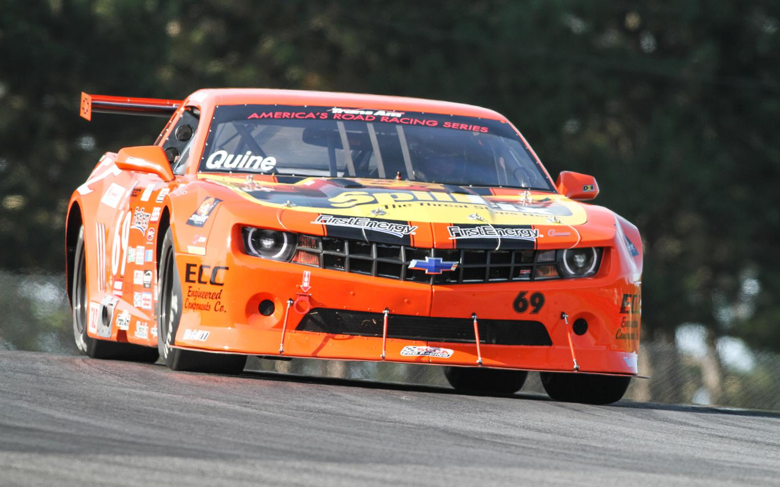 Spillfix and Quine Racing Ready for 2015 TransAm Debut