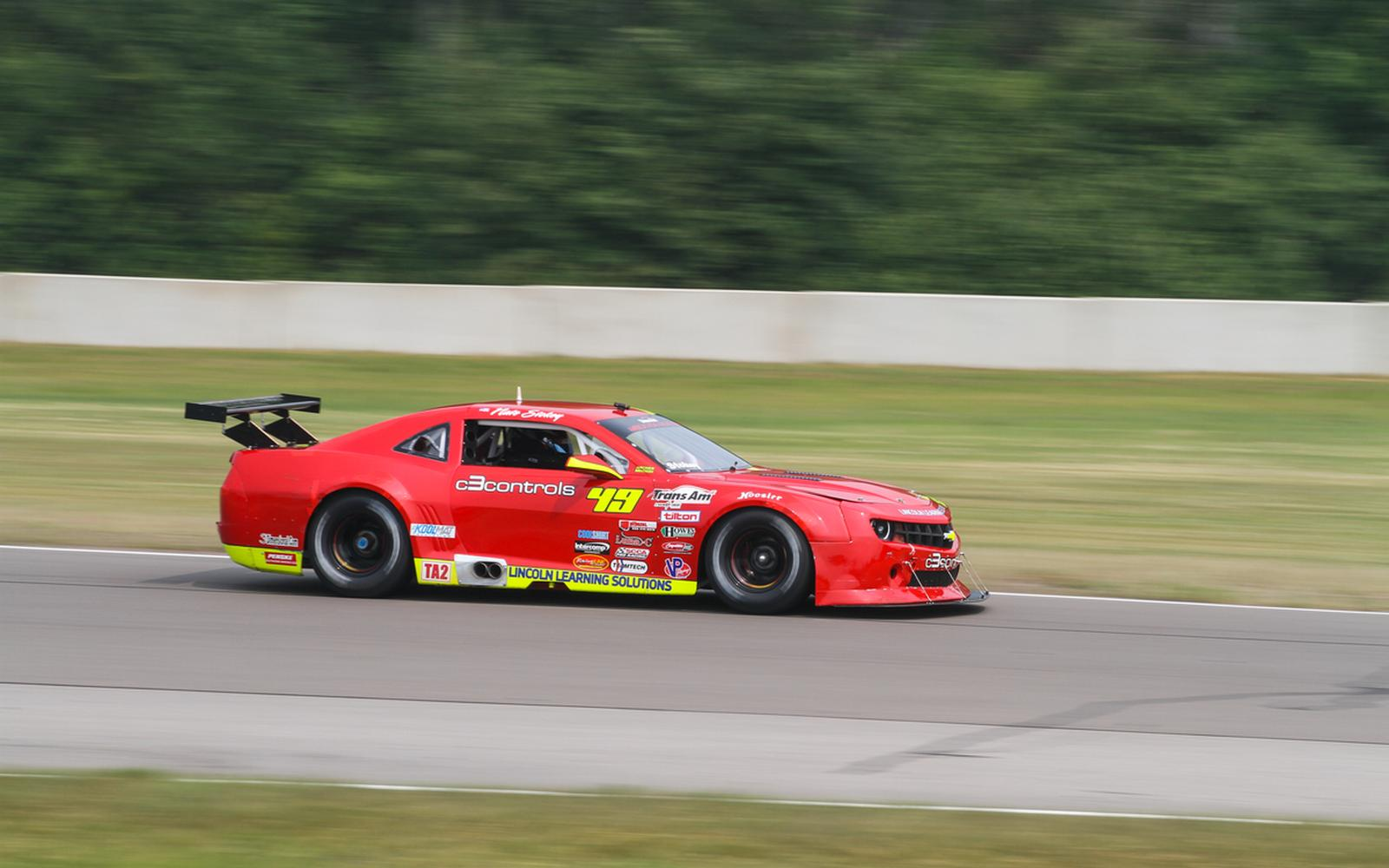 Stokey ready for Mid-Ohio challenge