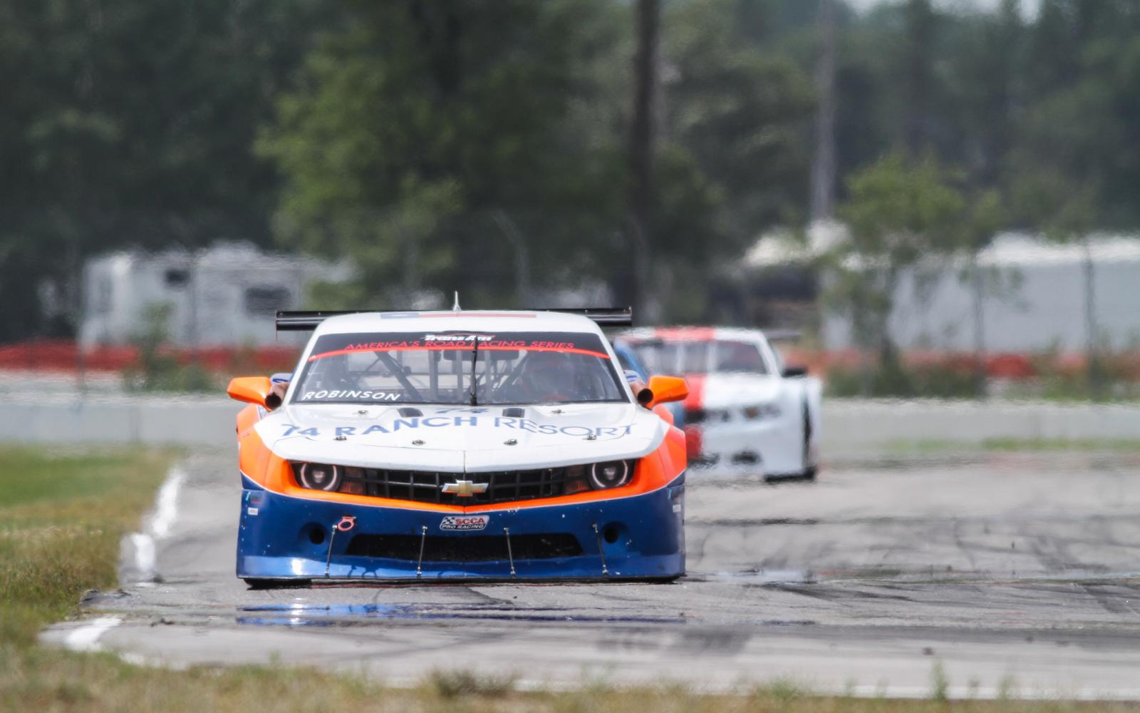 GAR ROBINSON FINISHES THIRD AT BRAINERD, EARNING HIS FOURTH PODIUM OF THE 2015 TRANS AM SEASON