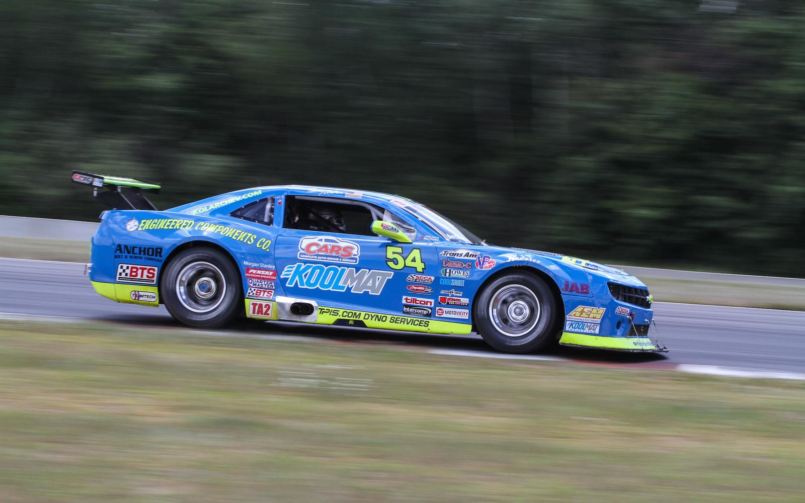 Archer and Andretti aim for podium finishes at Mid-Ohio