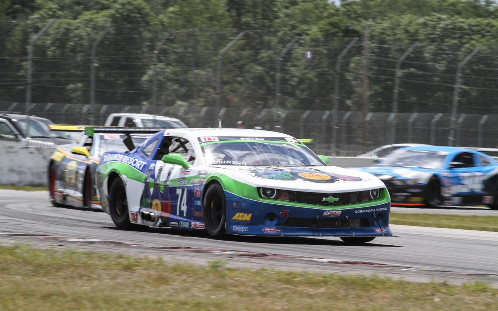Gar Robinson Wins Trans Am Independence Day Classic at Brainerd, Returns to the Lead in the Championship Points Standings