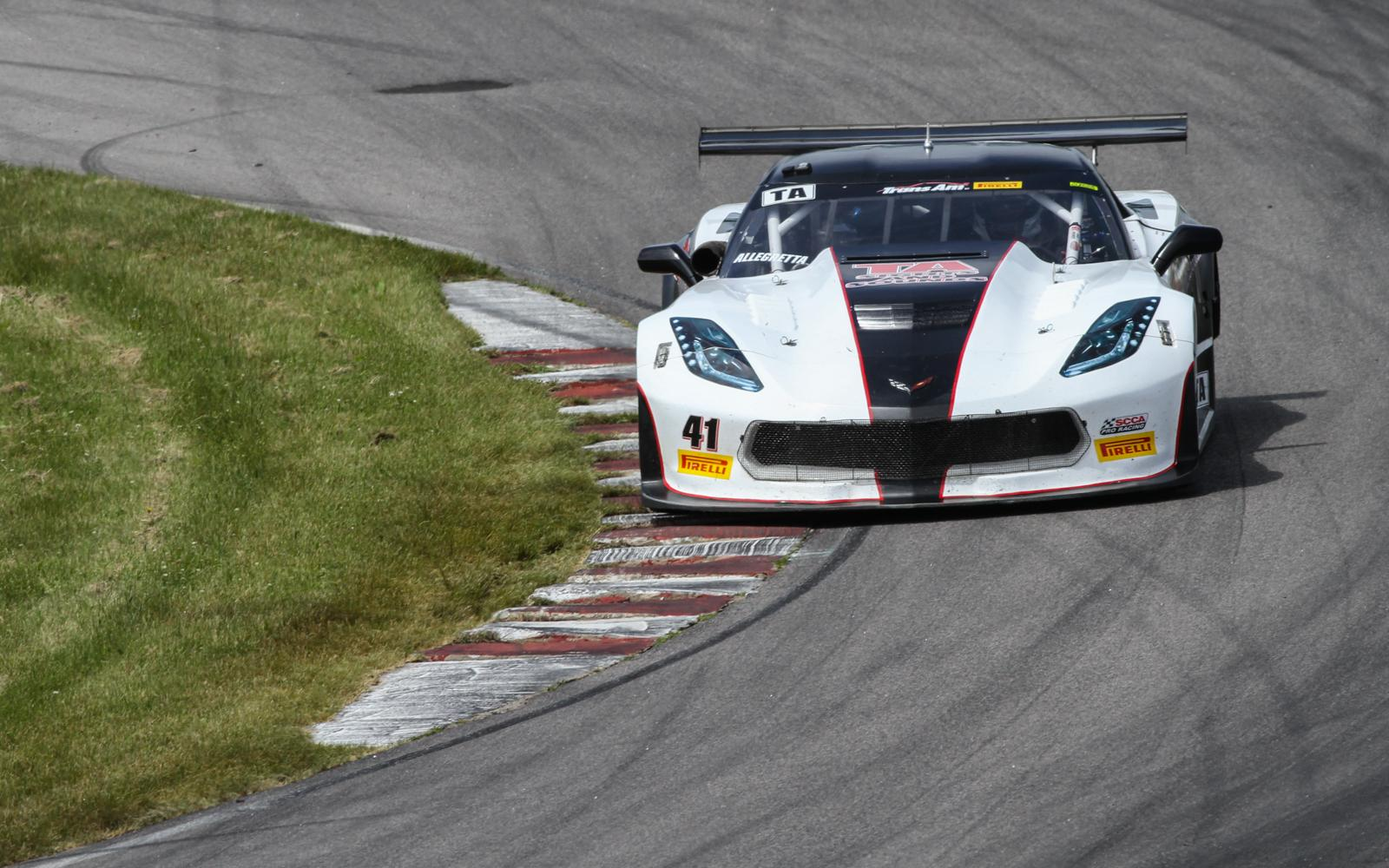 Allegretta and Buffomante Set Fast Laps in Second Practice at Brainerd