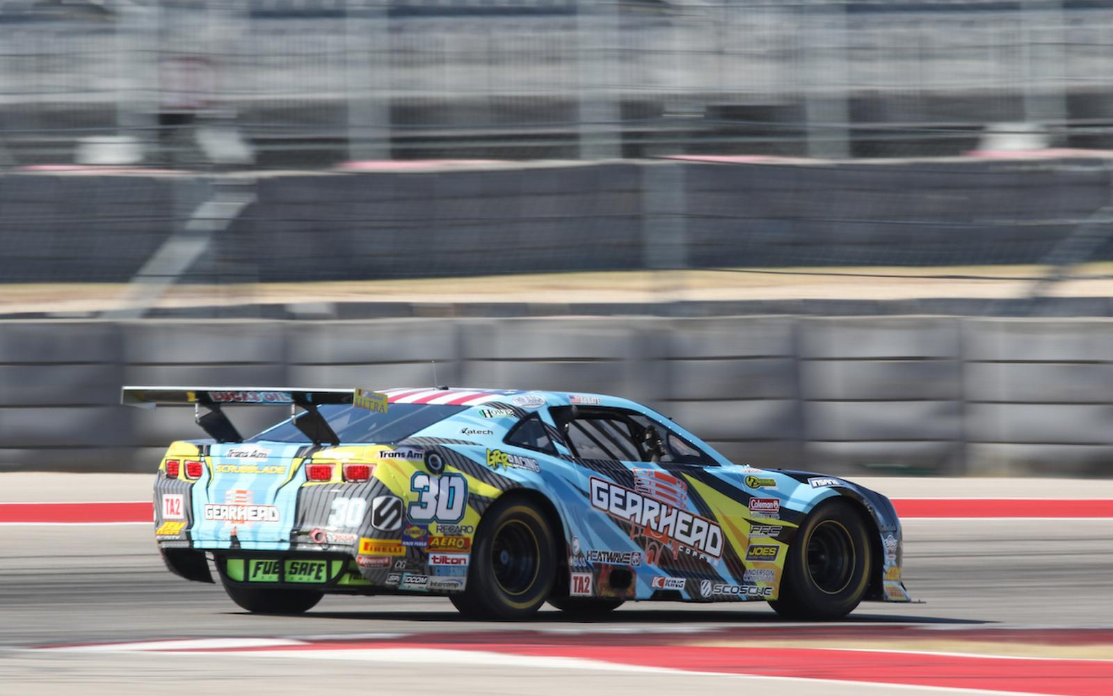 Abbate to Make Trans Am National Tour Debut