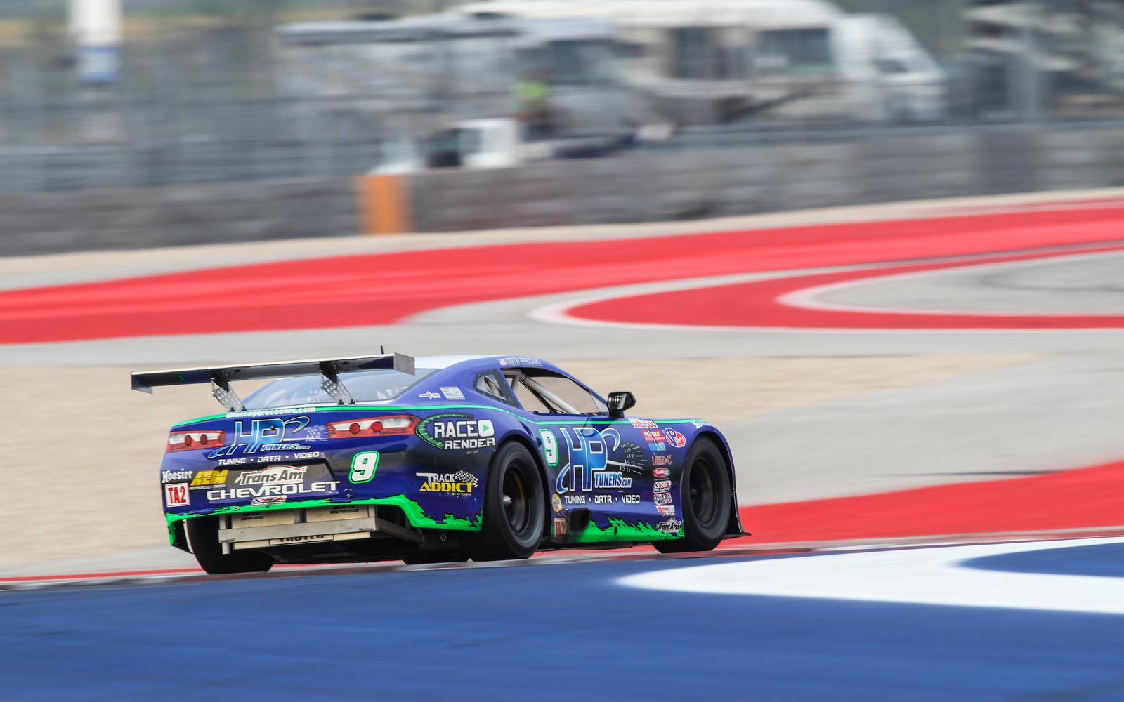 Weekend set for Trans American Races at Circuit of The Americas