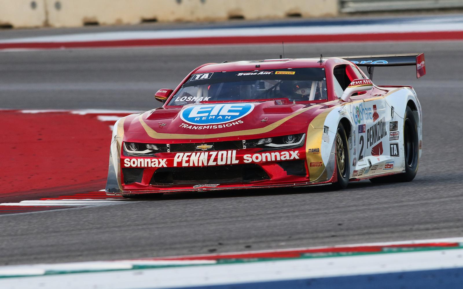 Burtin Racing Aiming High in Season Finale at Daytona Trans Am
