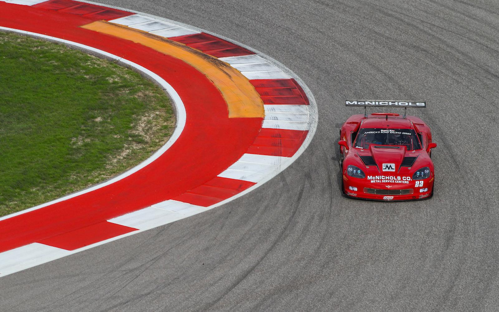 Down to the Final Two – COTA and Daytona are Must Wins for Amy Ruman