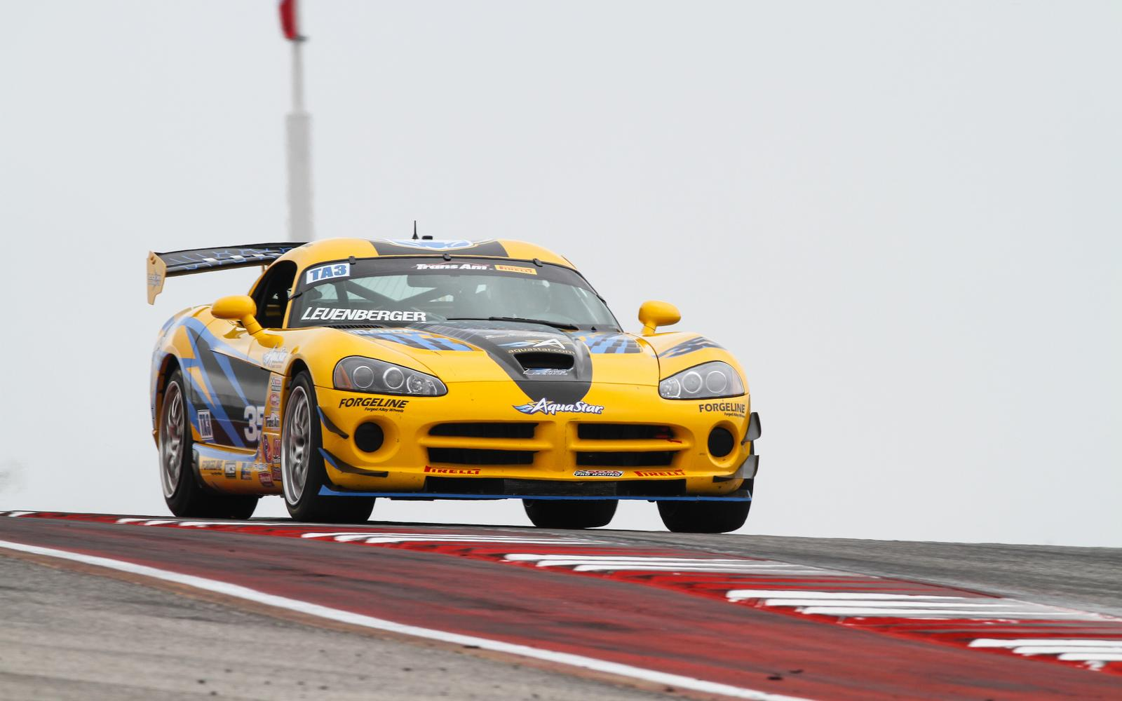 Limited Season Doesn't Limit Lux Performance Trans Am Success