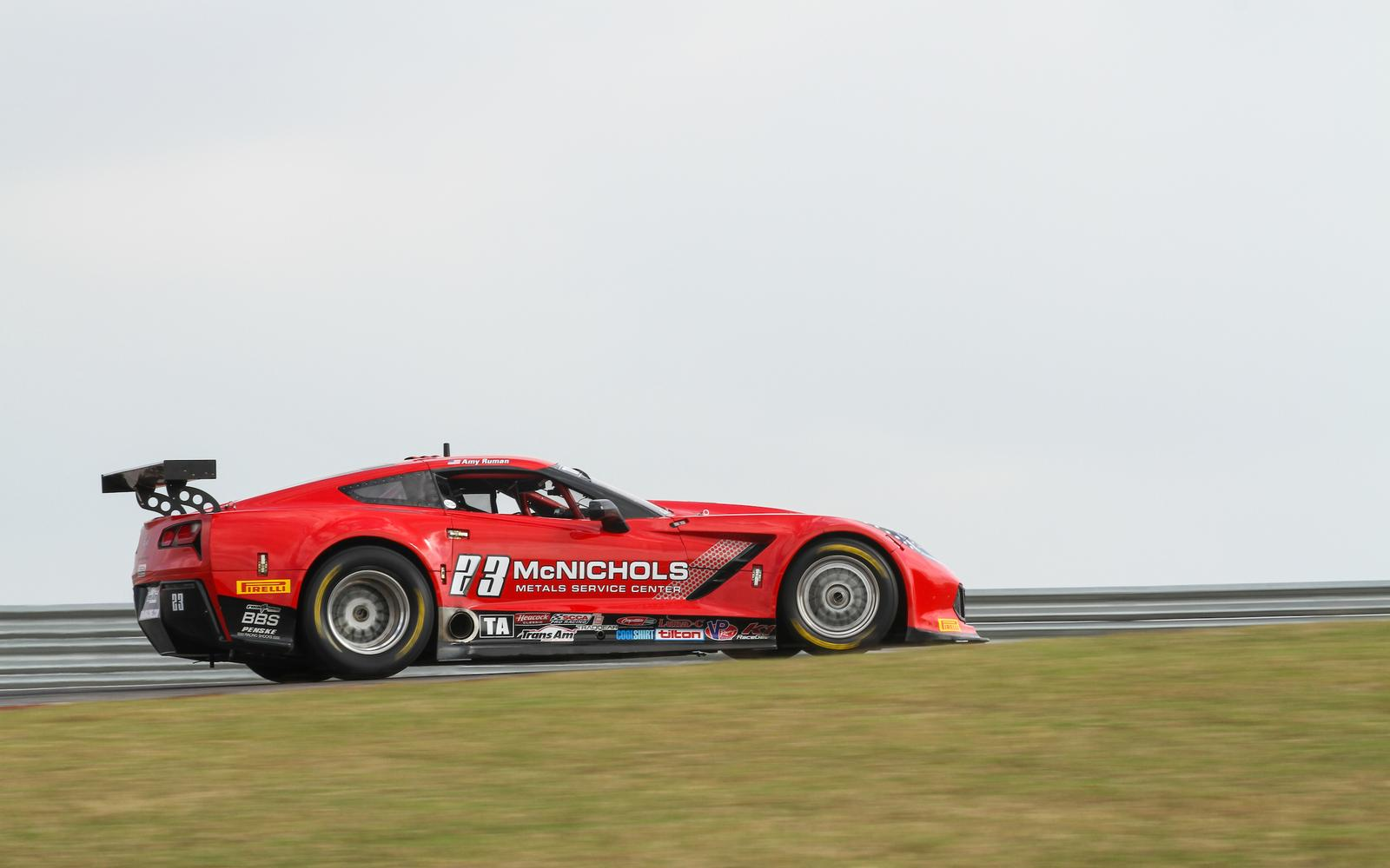Ruman Finishes 4th at COTA, Now on to Daytona Trans Am Finale