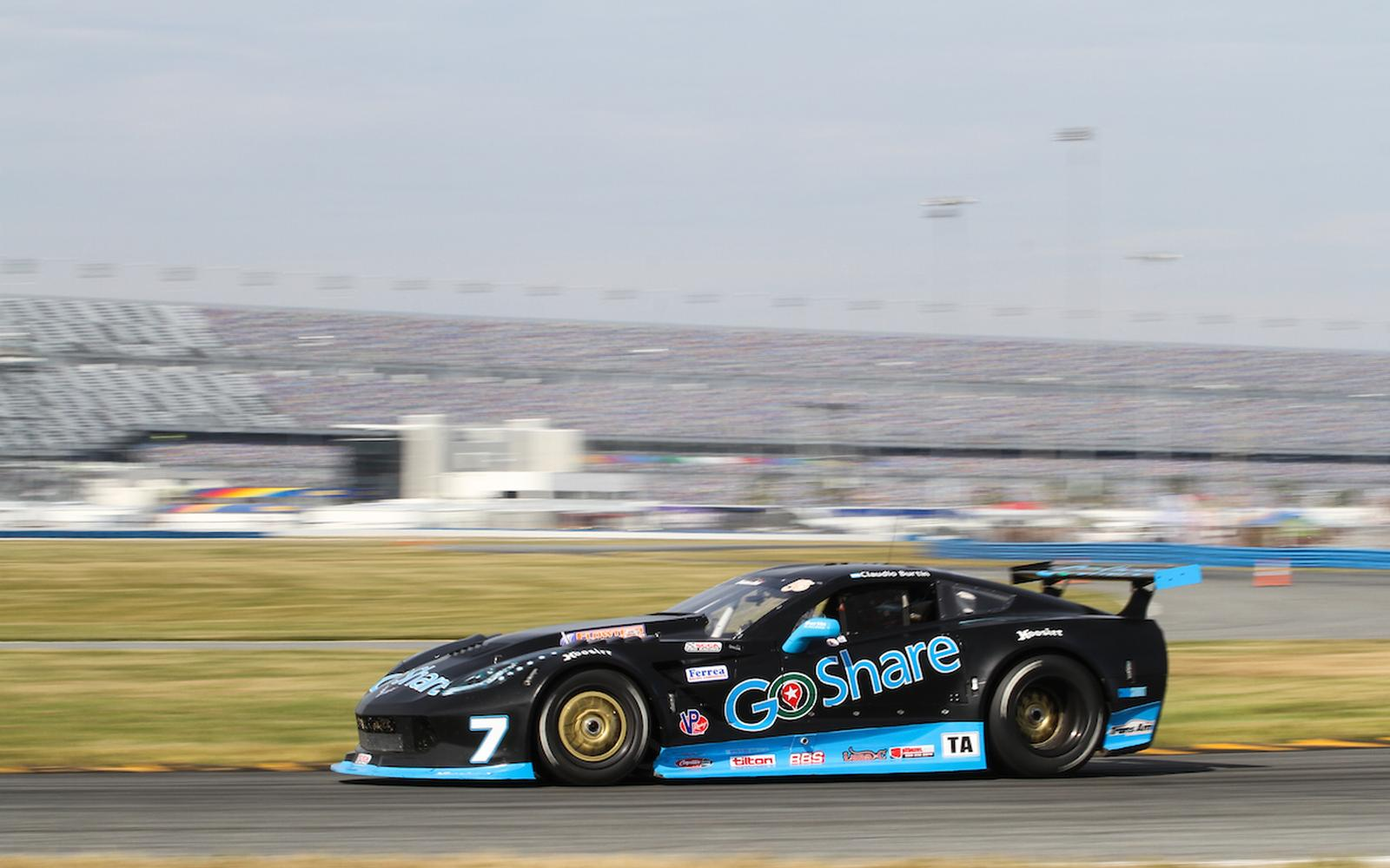 Burtin Delivers Top Five Result at Trans Am Finale in Daytona