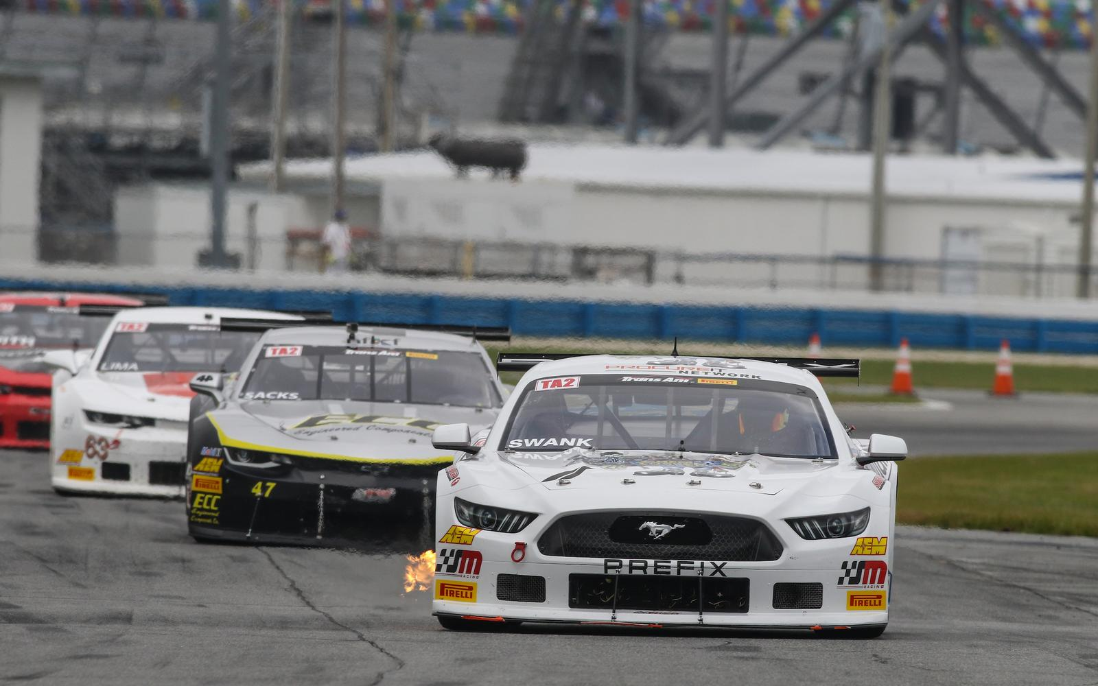Prefix Corporation Heads to the Race Track Again in 2019