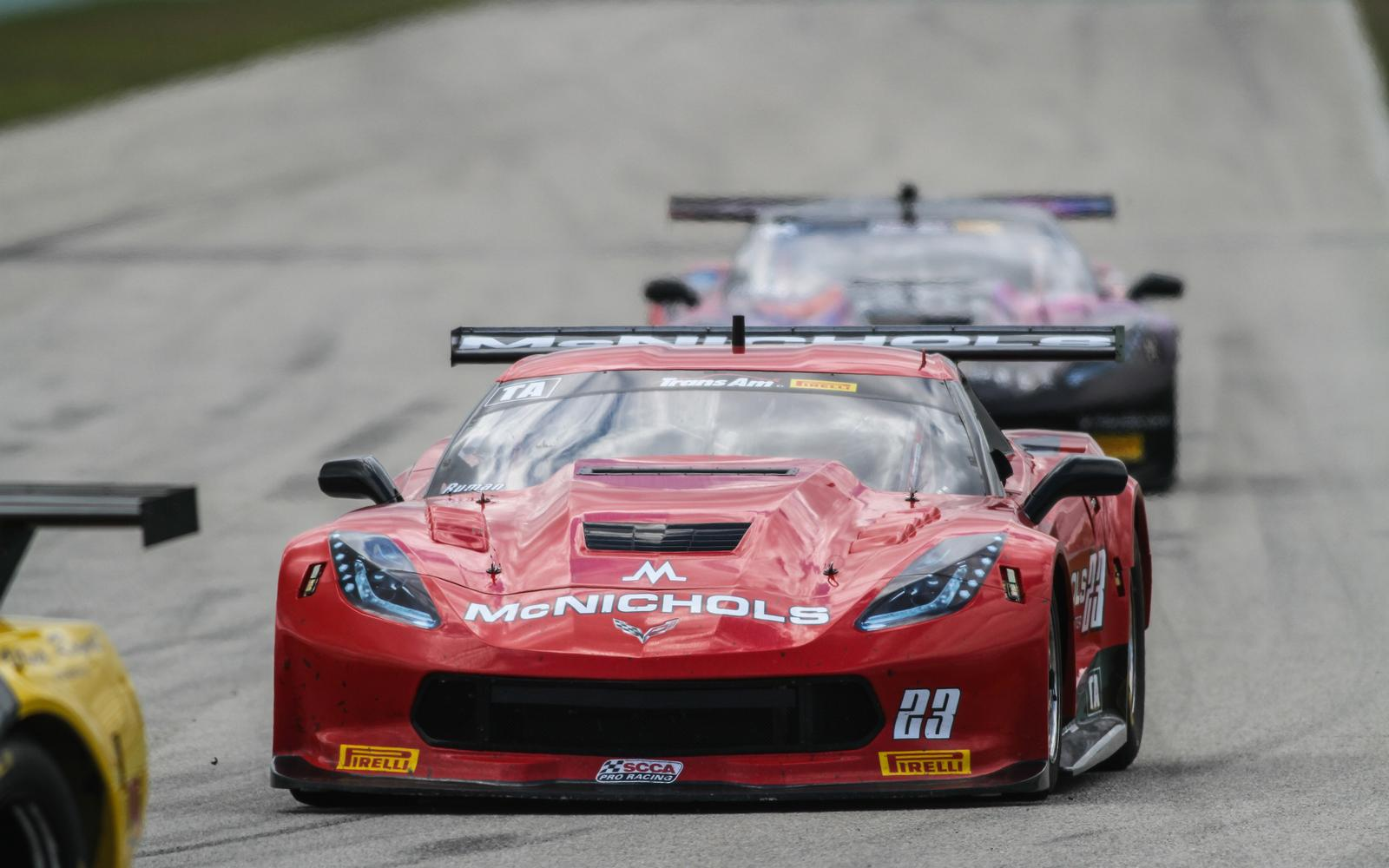 P5 for Ruman at Homestead in Trans Am Round 2