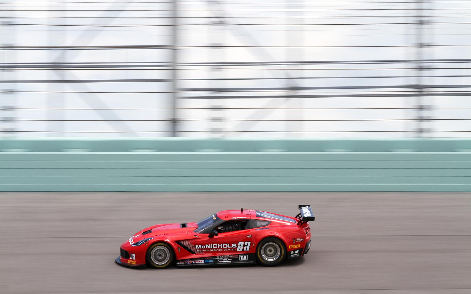 Ruman Hopes for Round 3 Redemption at Homestead-Miami Speedway