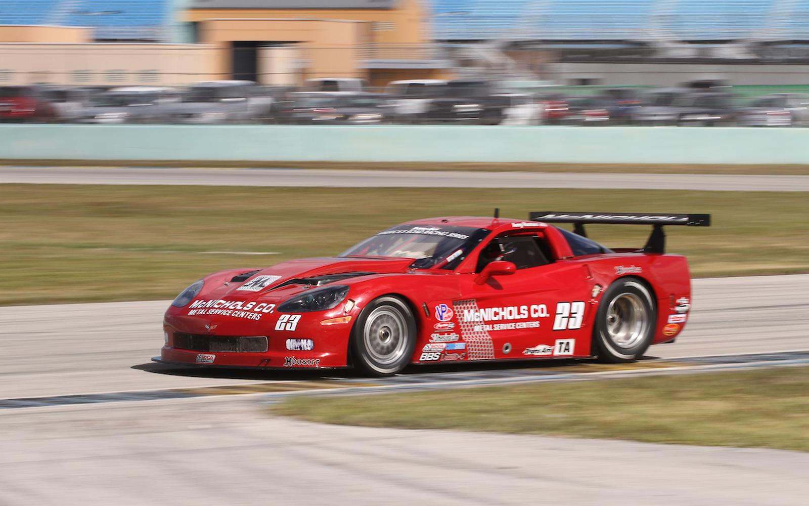 Ruman Targeting Repeat Win at Homestead Miami
