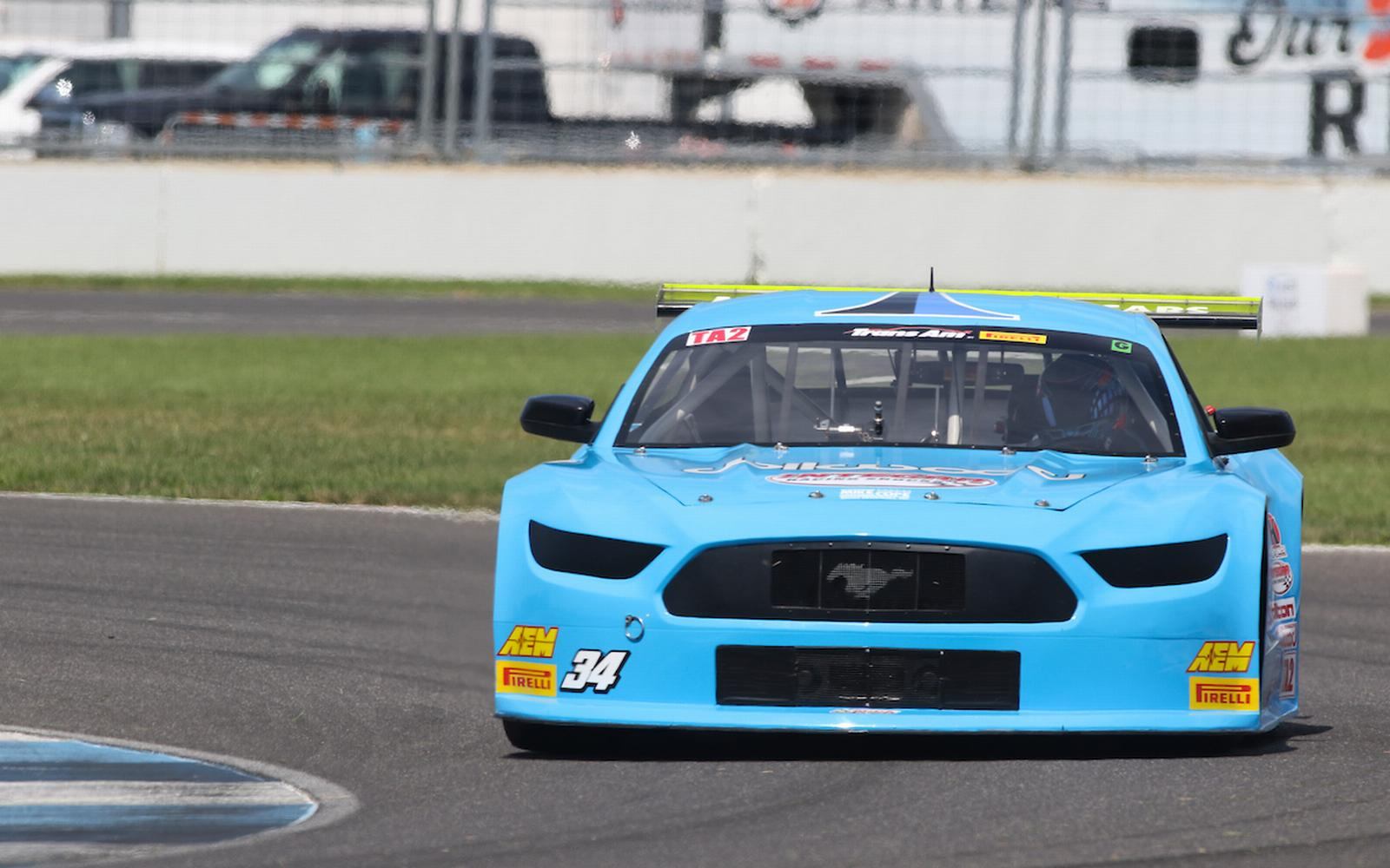 Mike Cope Racing Ready for Demanding 2nd Half of TA2 Season