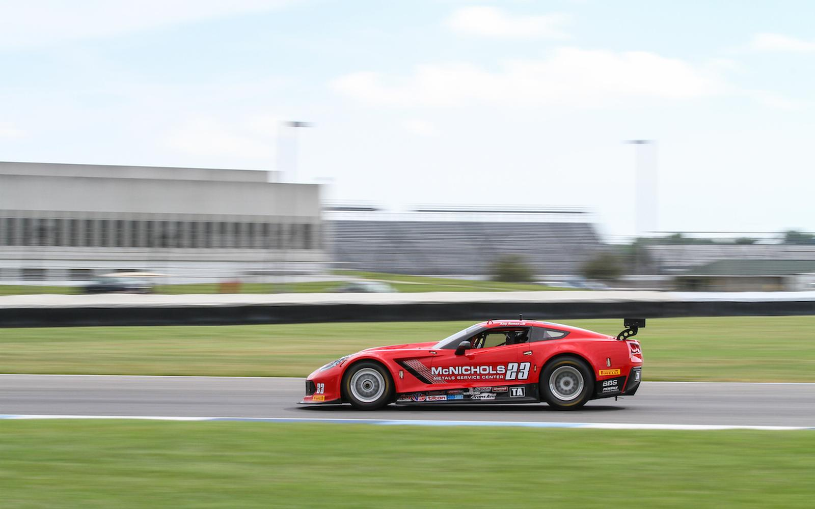 Trans Am and Ruman Head to the Brickyard – Indianapolis Motor Speedway