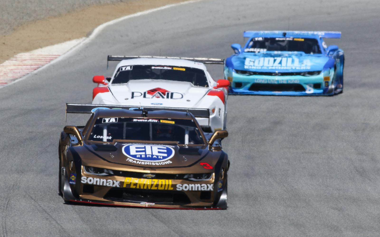 TRANS AM RETURNS TO LIME ROCK PARK FOR MEMORIAL DAY CLASSIC