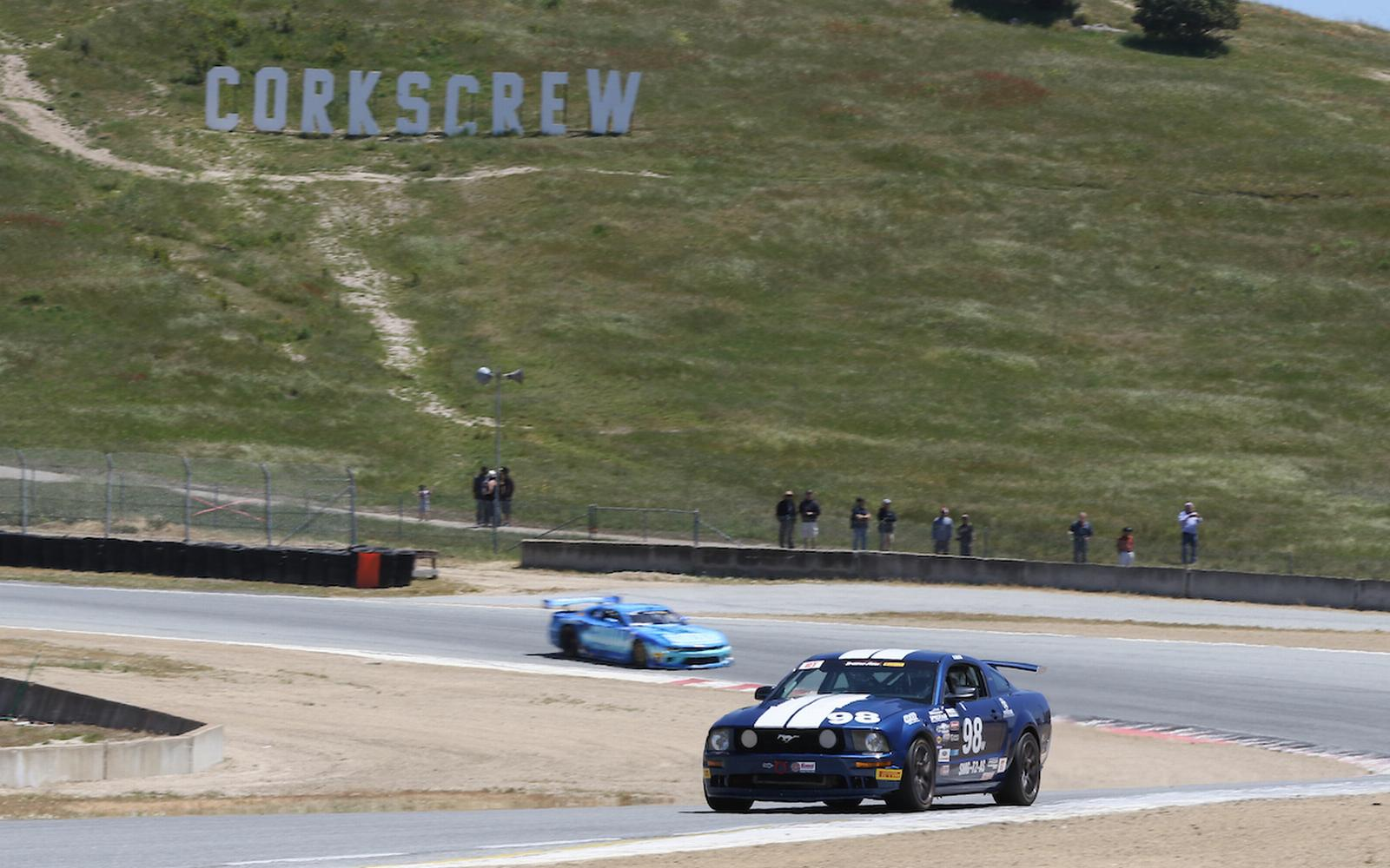 Trans Am West Coast Round at Portland Rescheduled for Laguna Seca
