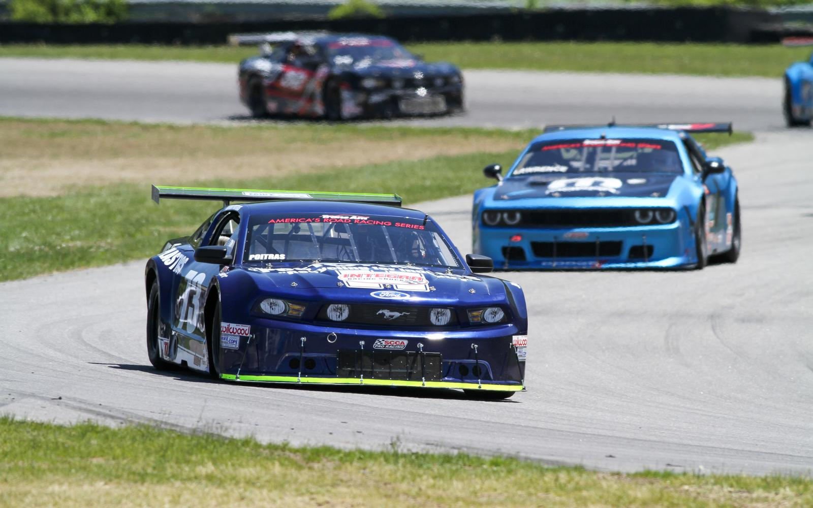Poitras poised for success at Mid-Ohio