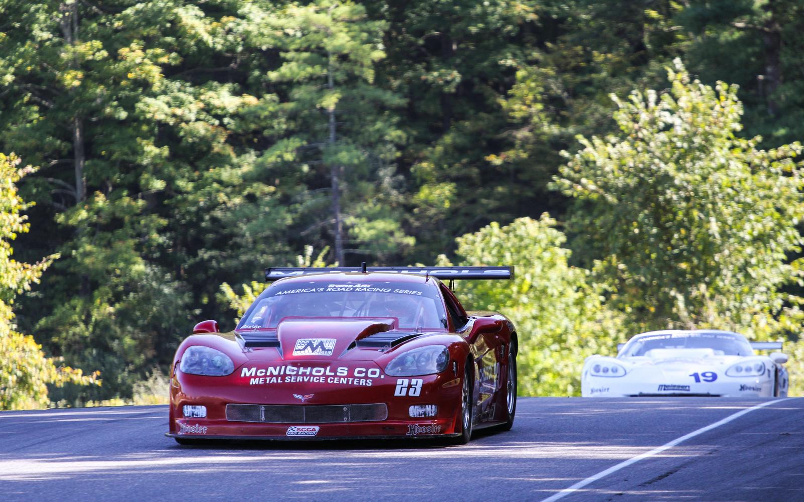 Ruman Eyeing another Win at Lime Rock Park this Weekend
