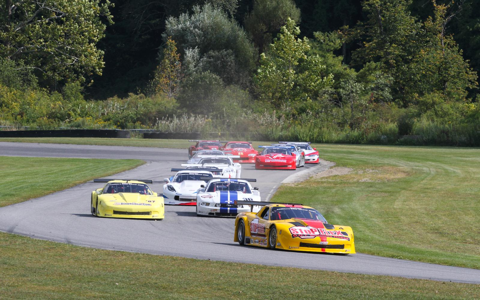 Paul Fix runs the table at Lime Rock Park, Cameron Lawrence gives Dodge first TA2 win