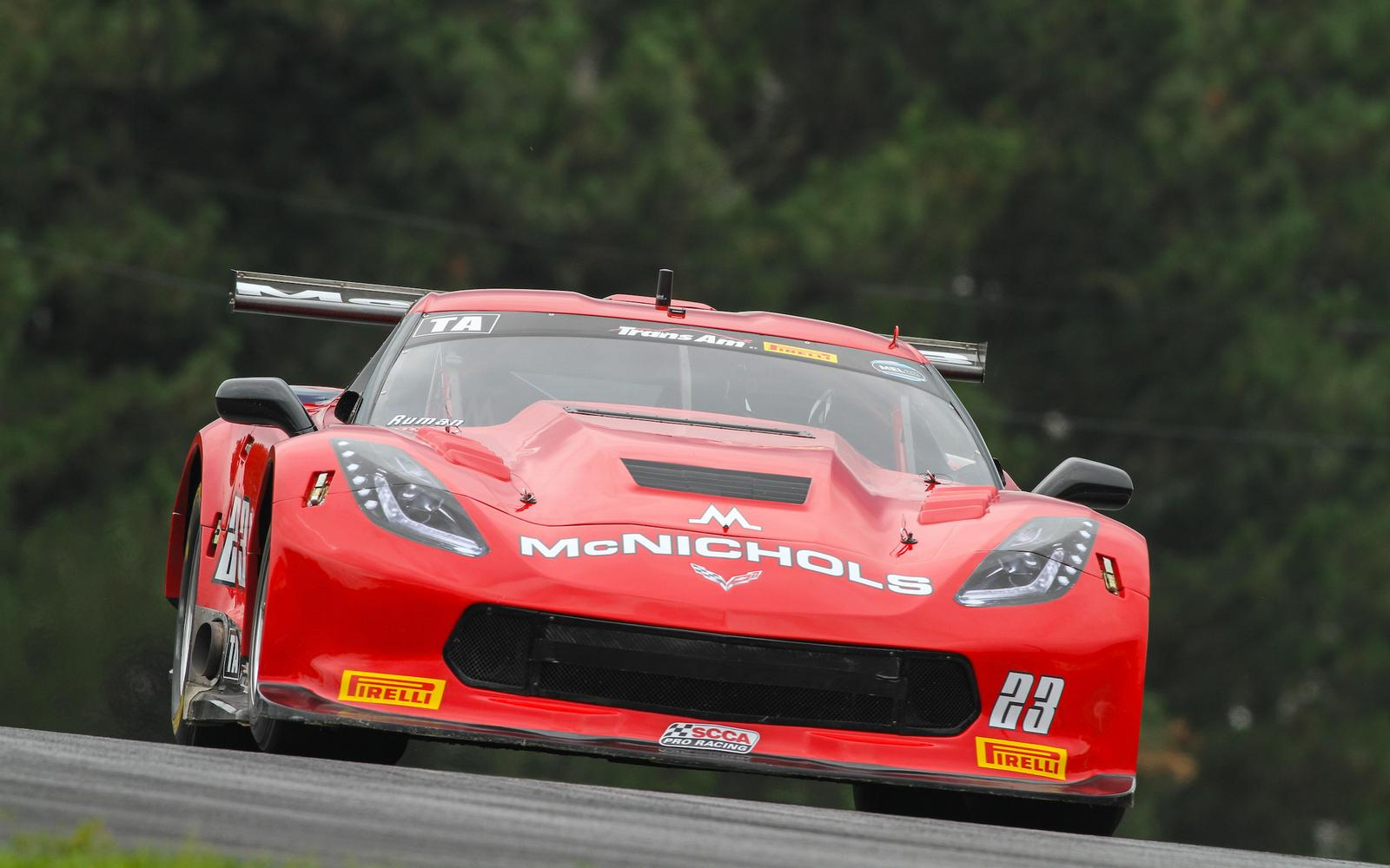 Amy Ruman Heads to Her Favorite Track, Watkins Glen, for Trans Am Round 9