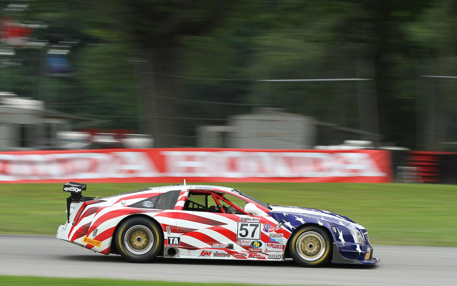 Trans Am Competitors, Crew and Alumni make Presence Felt at SCCA Runoffs