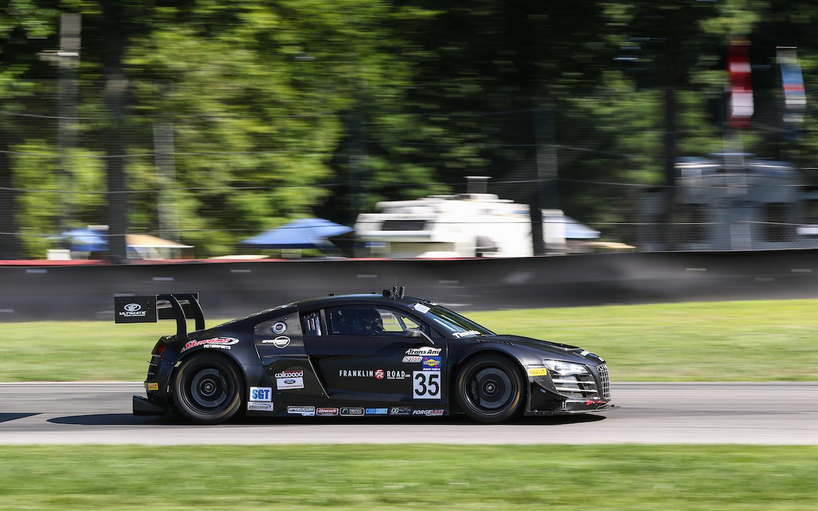 Trans Am Series Develops New Home for Former GT3 Cars