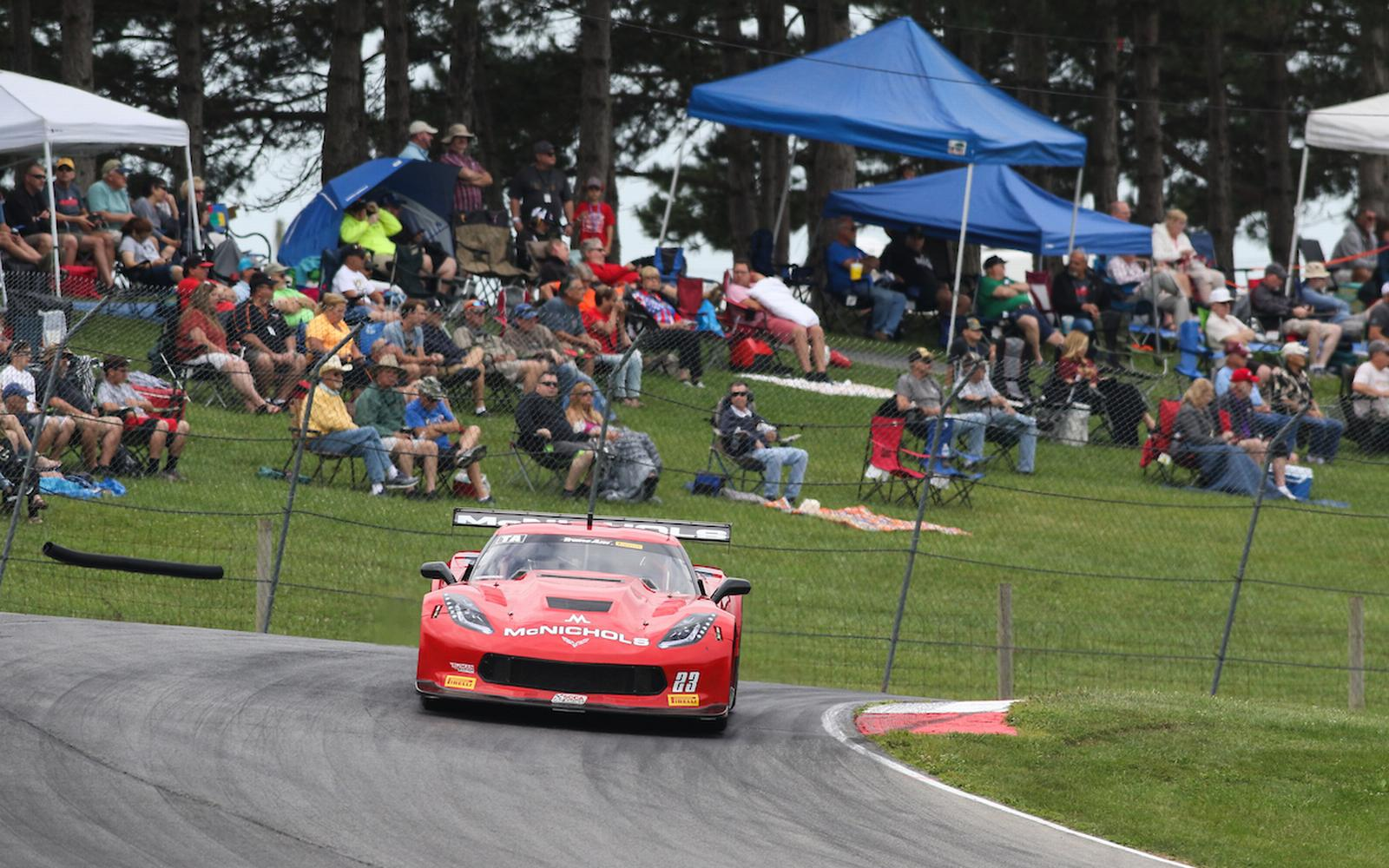 The  Vintage Grand Prix of Mid-Ohio Now Open to Spectators
