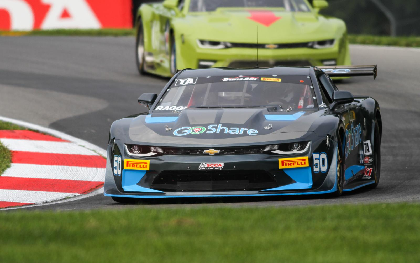 Ragginger and Lagasse lead opening Trans Am practice at Mid-Ohio