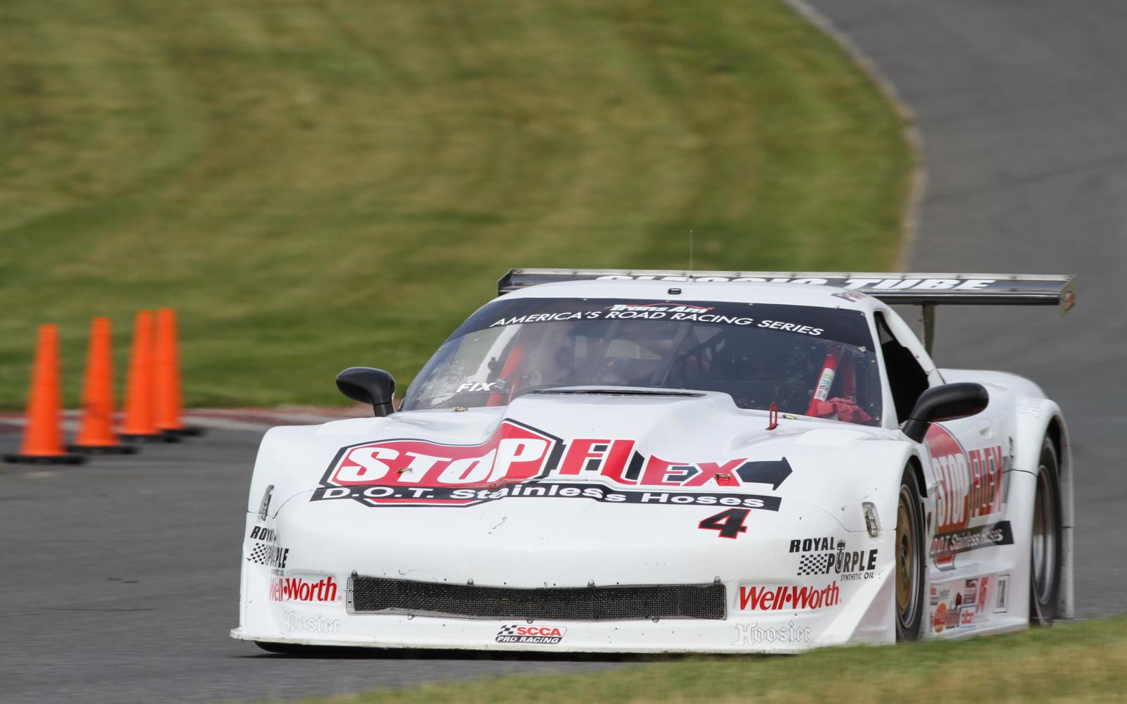 PAUL FIX TAKES NEW JERSEY POLE, THIRD STRAIGHT NUMBER ONE QUALIFIER SPOT