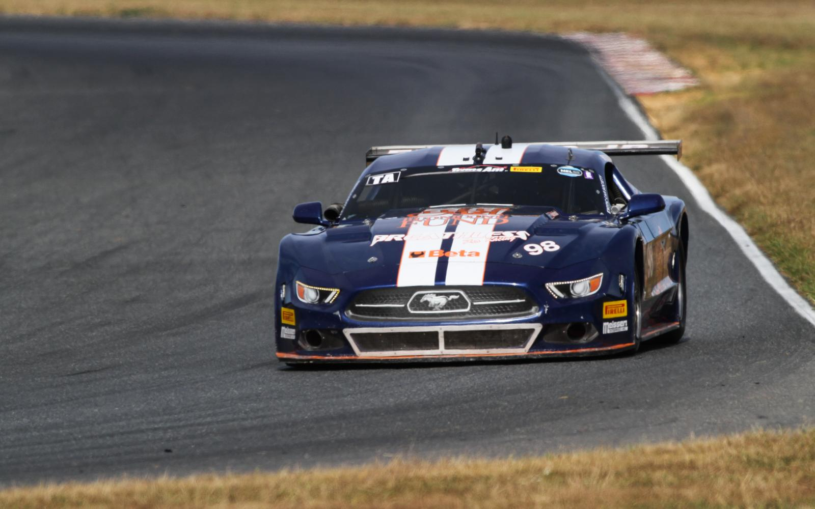 Francis and Buffomante take Trans Am poles in New Jersey