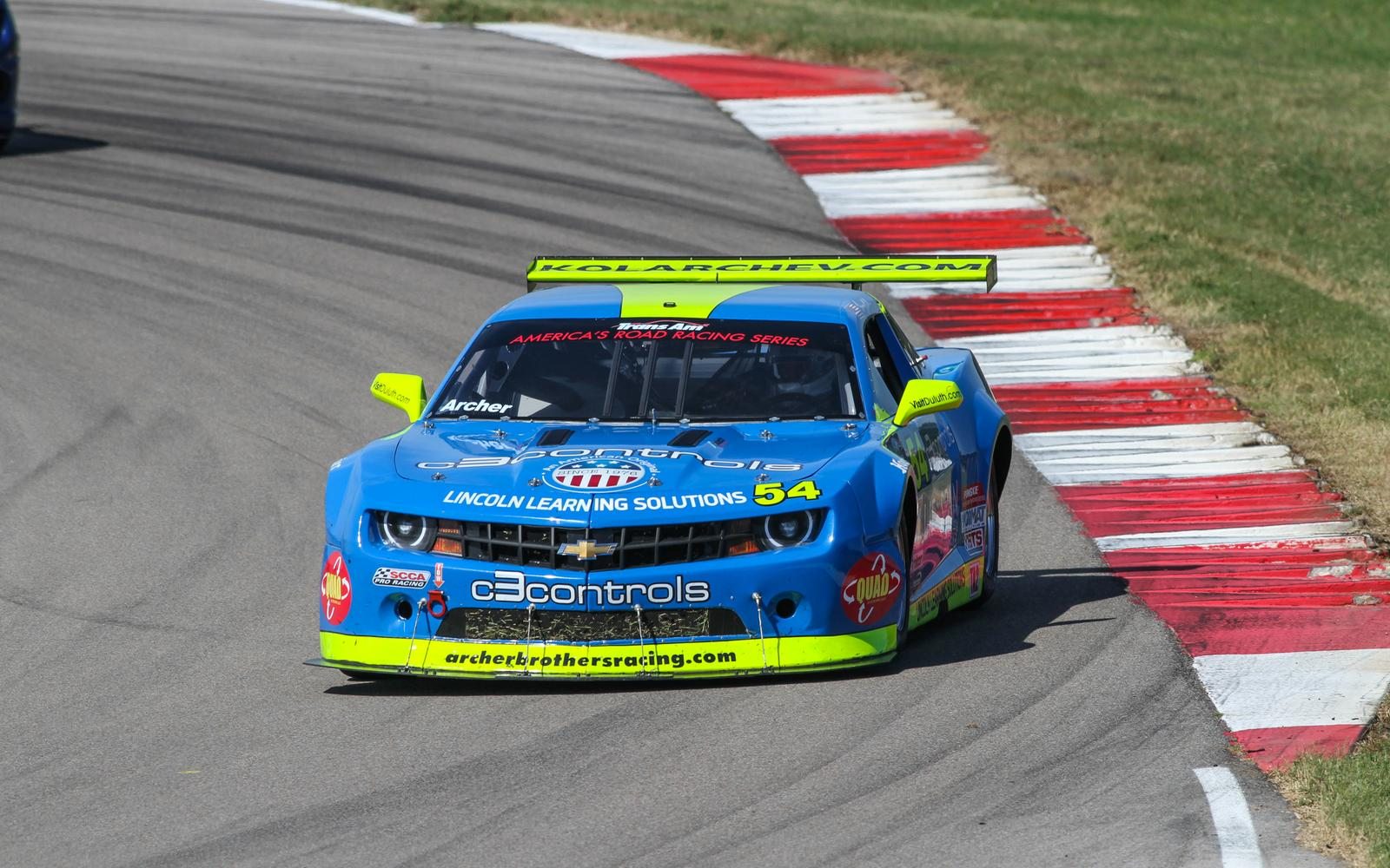 Archer Brothers Team Finishes 8th, 14th and 16th at NOLA Motorsports Park