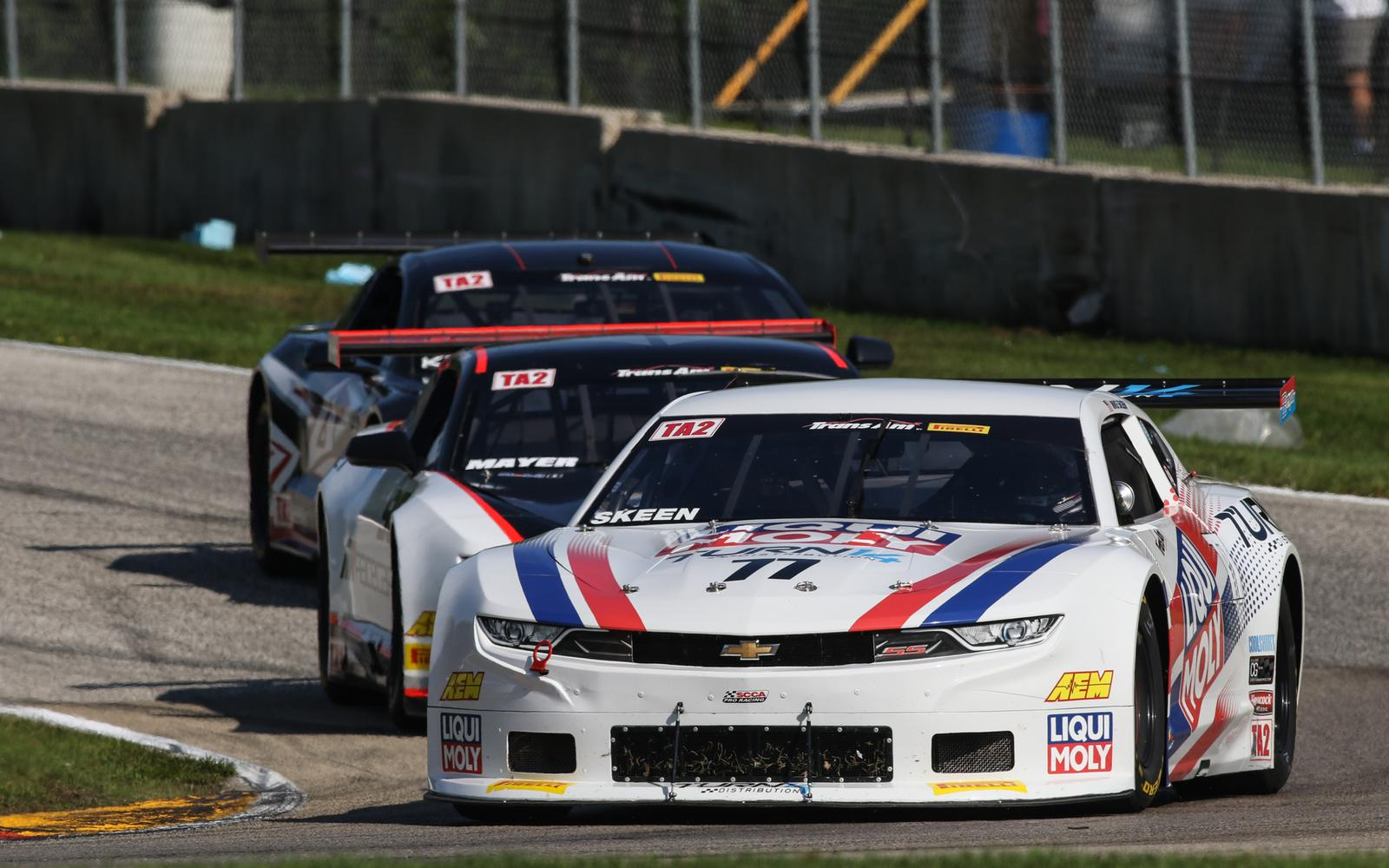 Dramatic Race at Road America Sees Skeen Score Third TA2® Powered by AEM Win