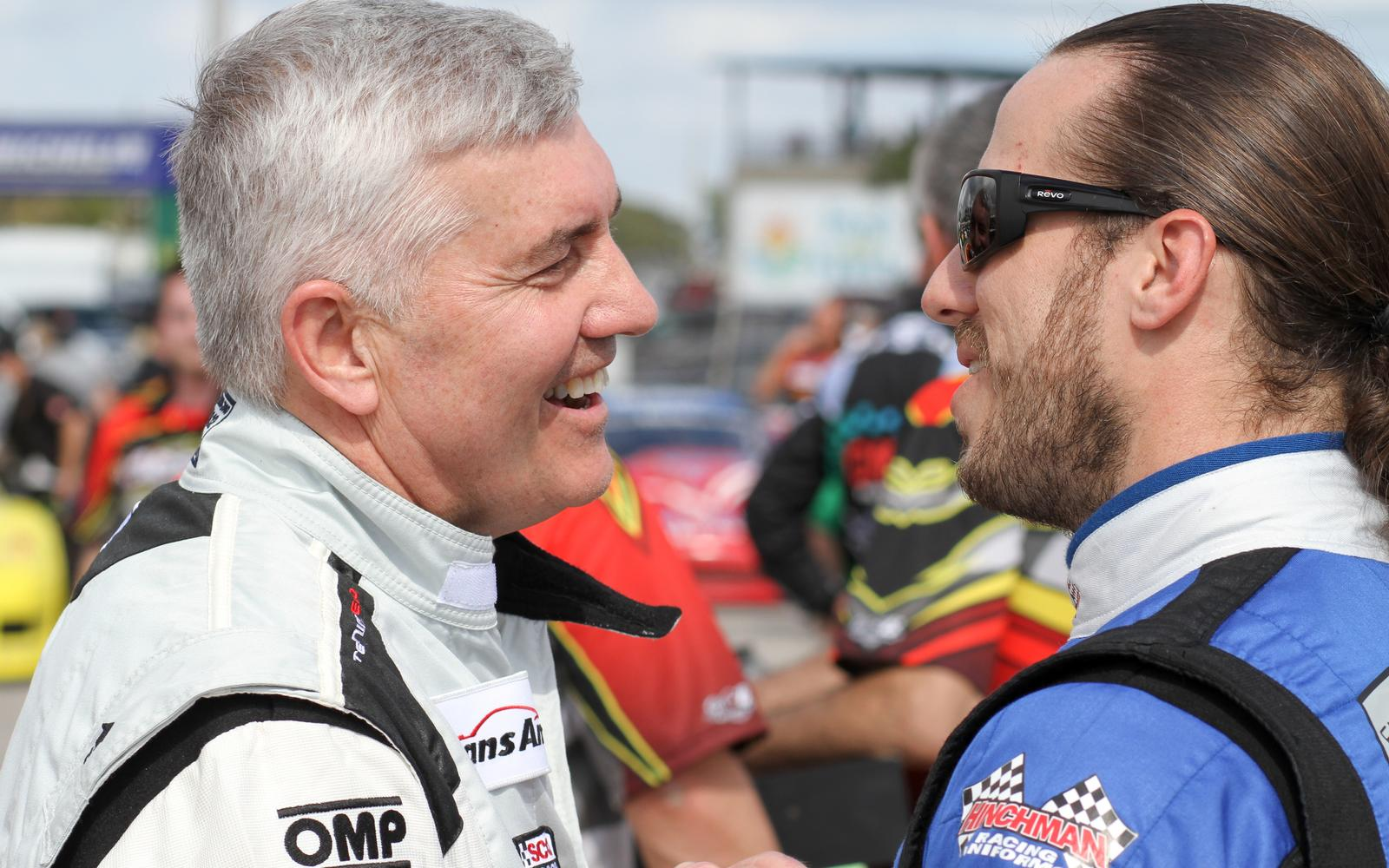 Archer returns to Trans Am at BIR