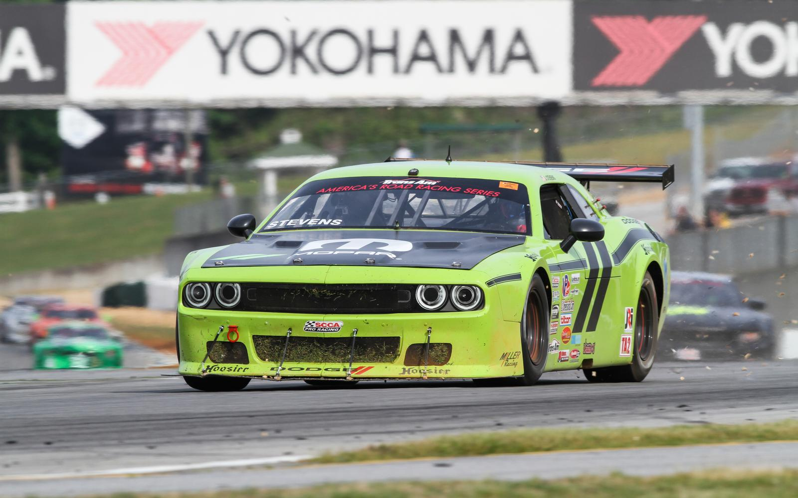 Howe announces Long Haul Award for the Foametix Muscle Car Challenge
