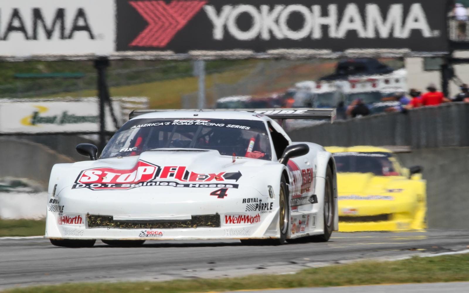 Paul Fix Podium Pattern Continues at Road Atlanta